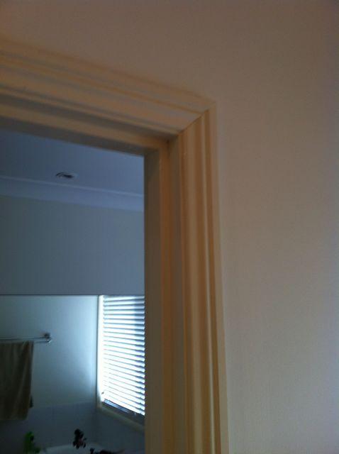 Paint Door Frames Bunya